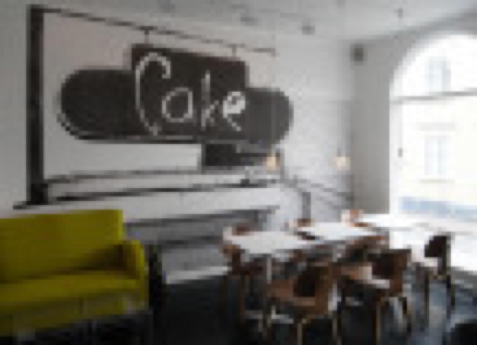 Café Cake