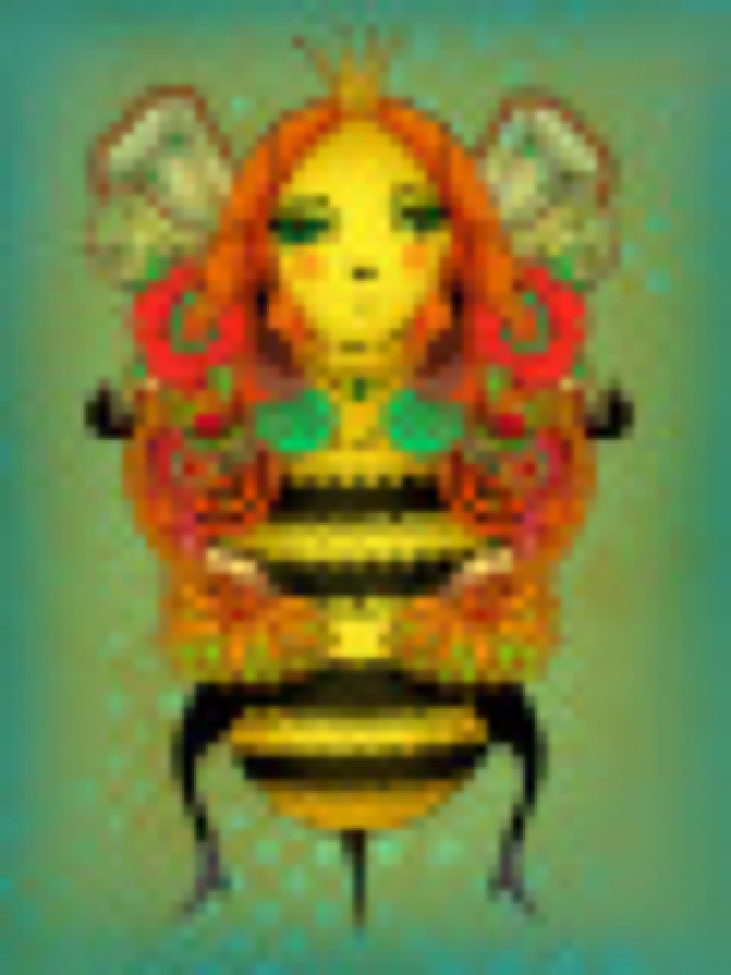 Microsoft Zune - Queen Bee