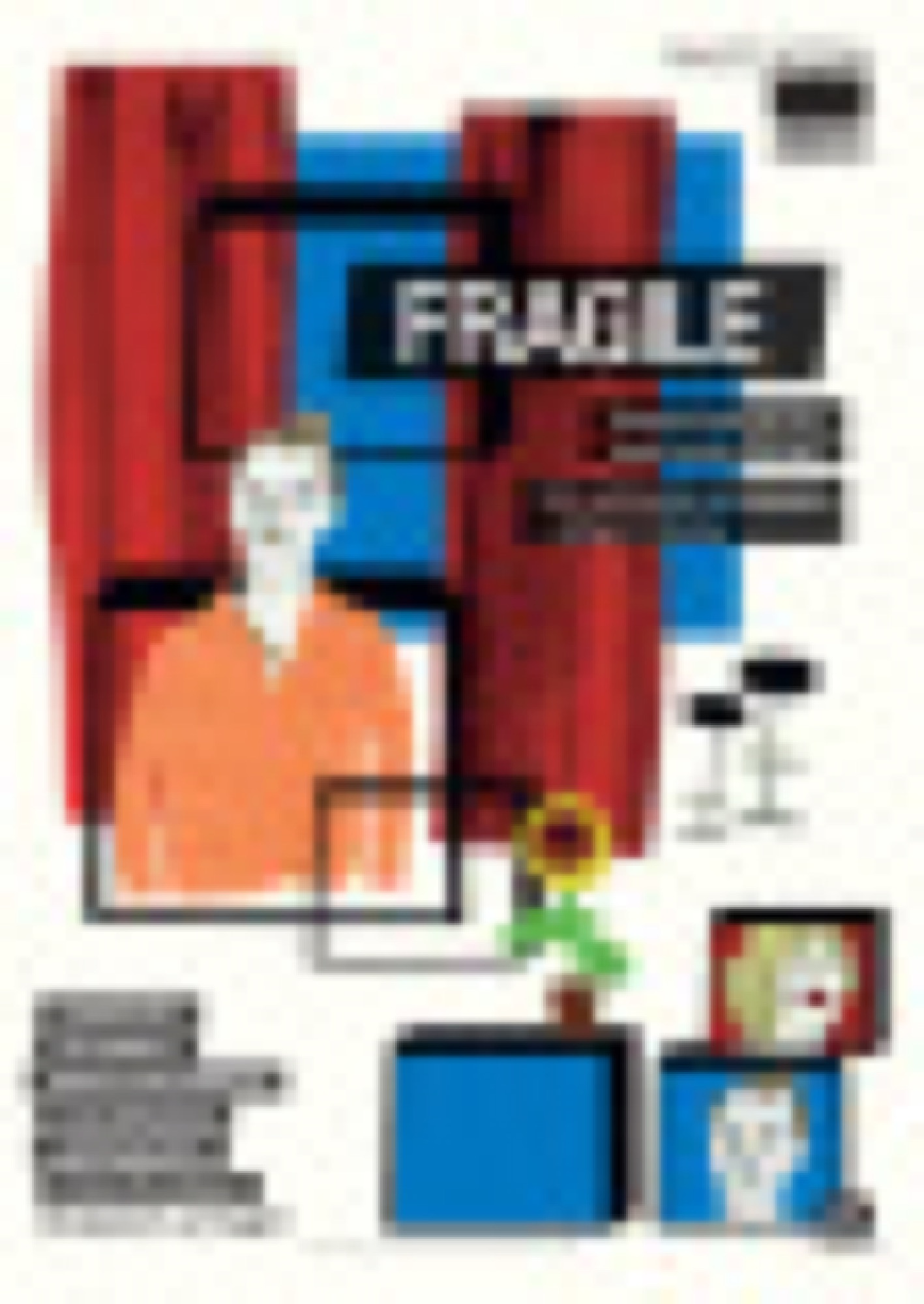 Fragile, poster for Riksteatern 2009