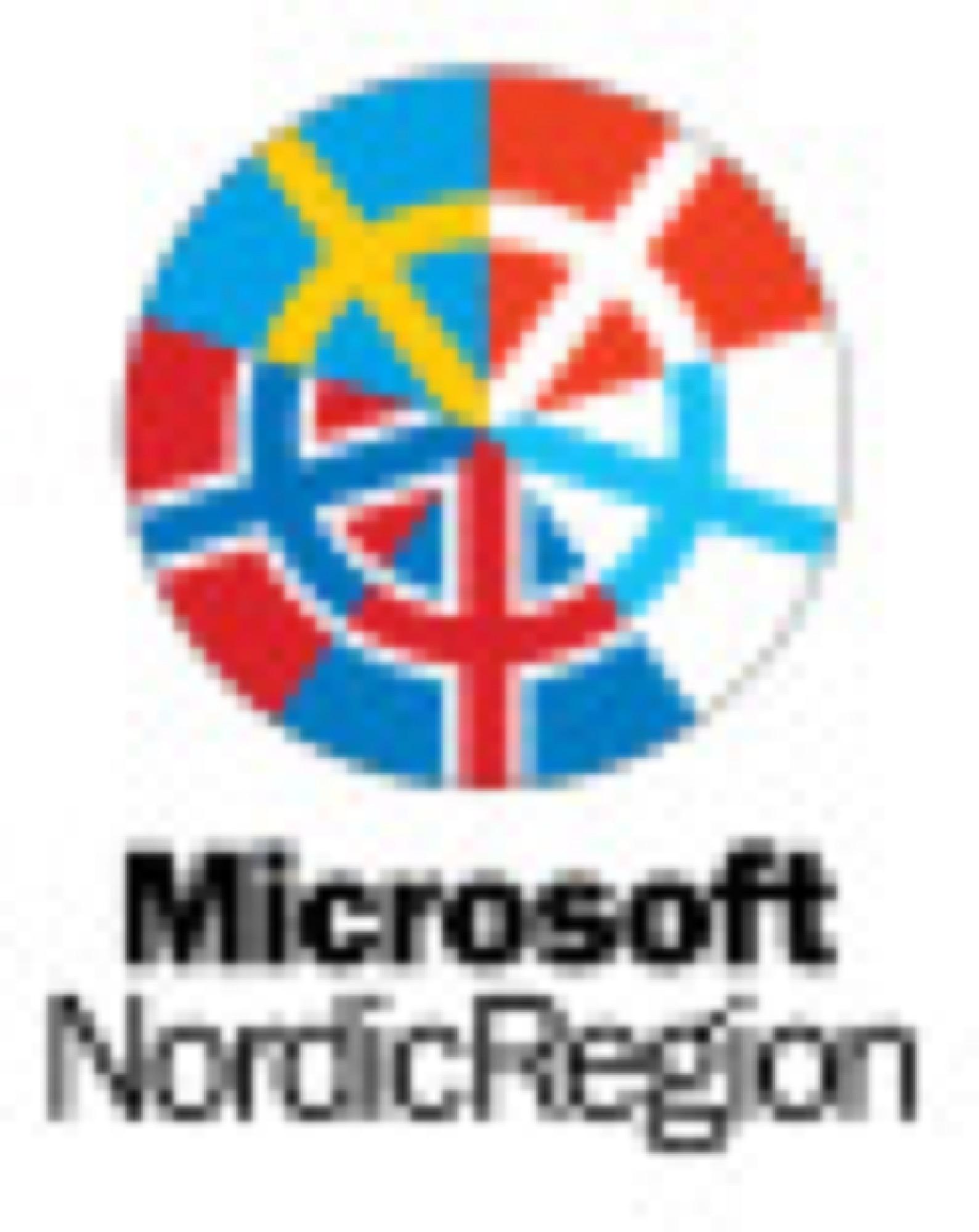 Logotyp till Microsoft