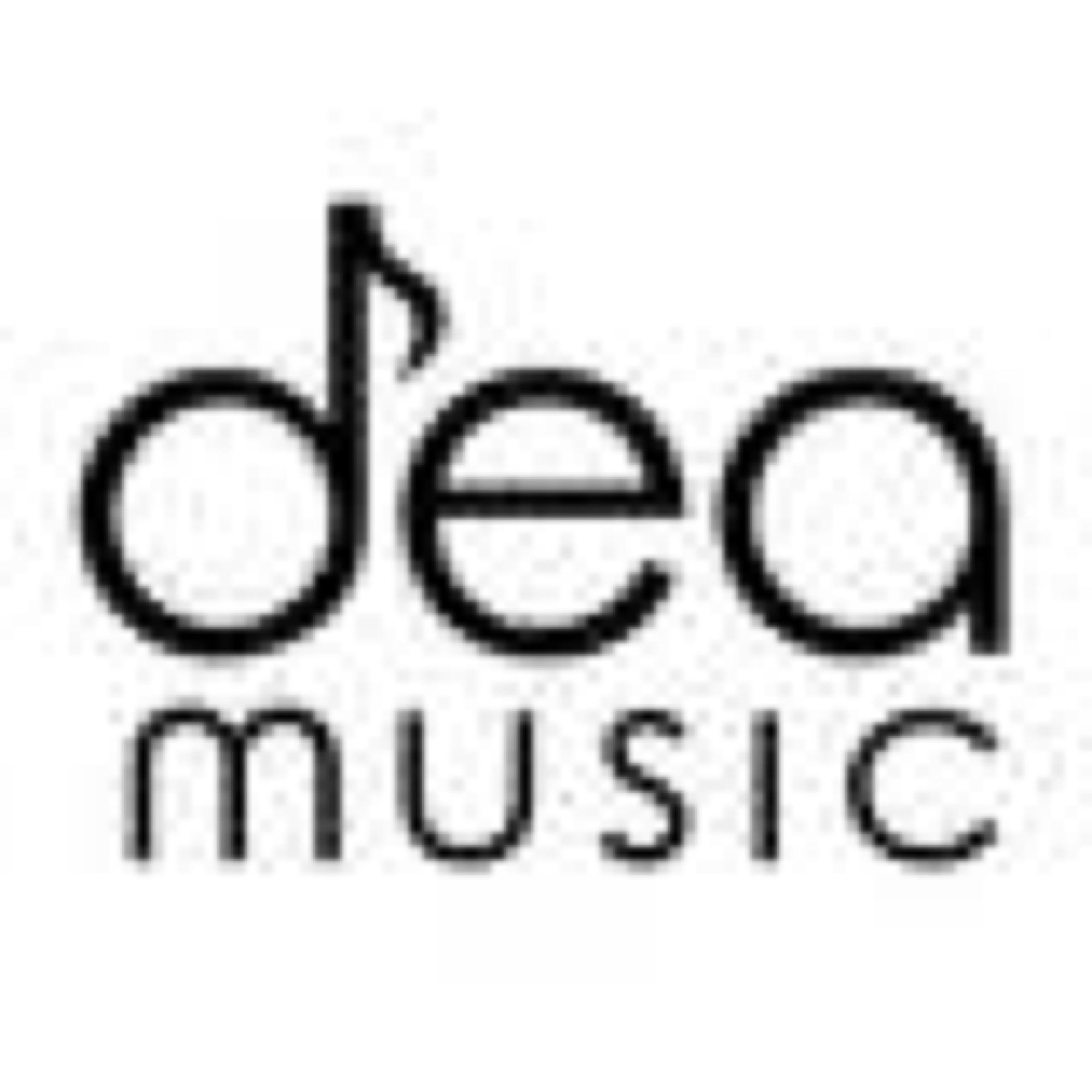 Logotyp till Dea musikbolag