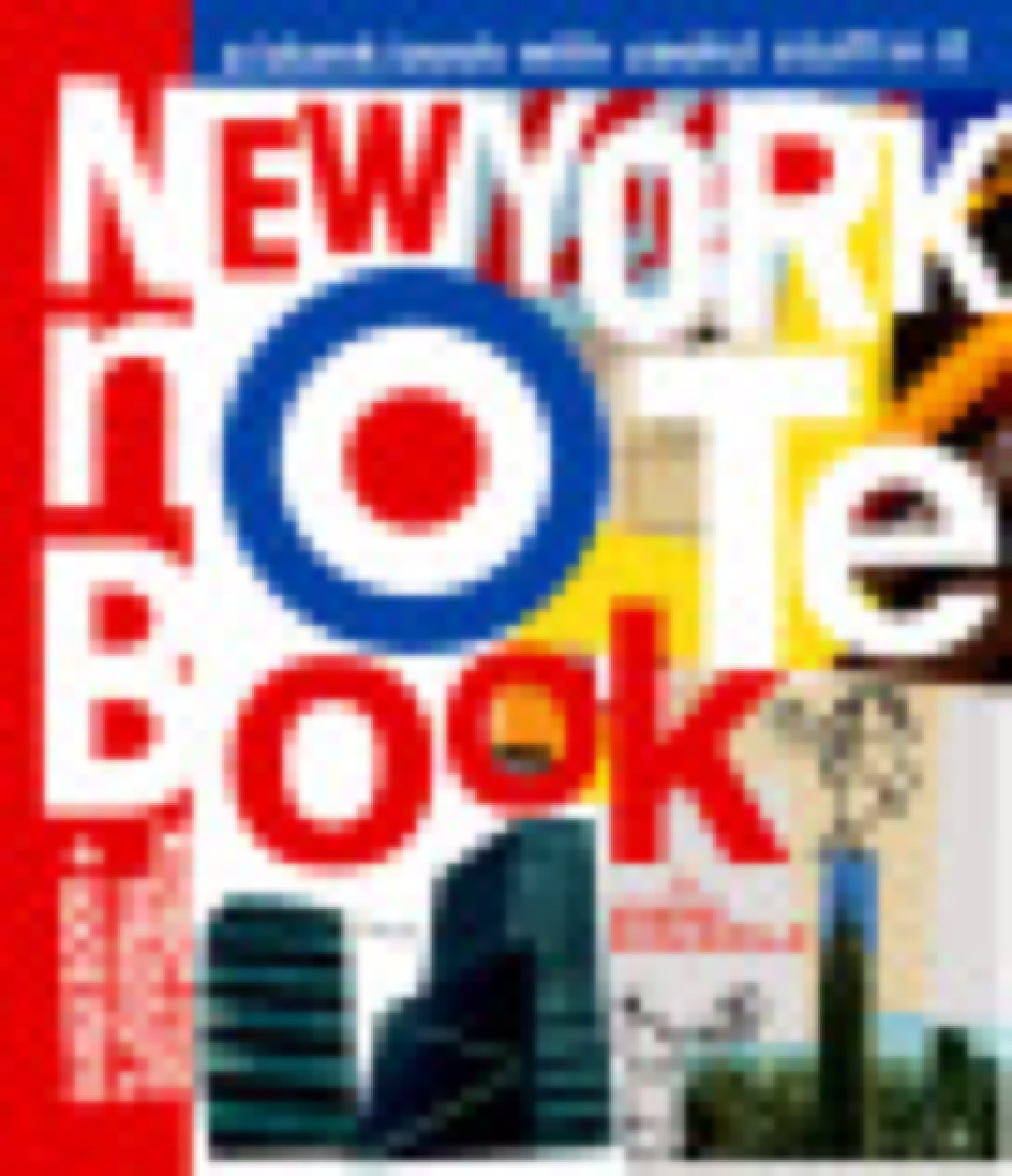 New York Notebook/Chronicle Books
