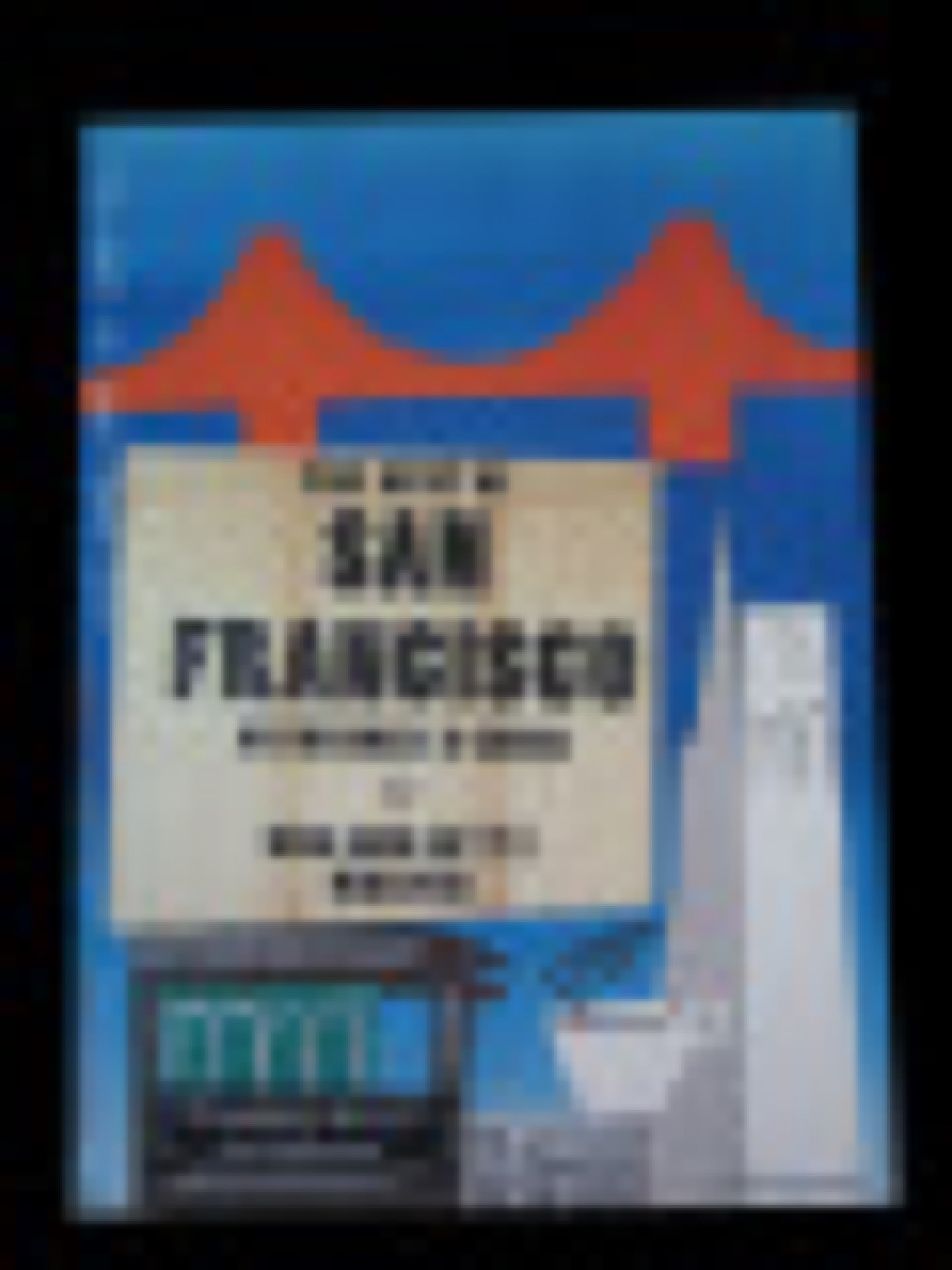 Book Jacket/San Francisco/Chronicle Books