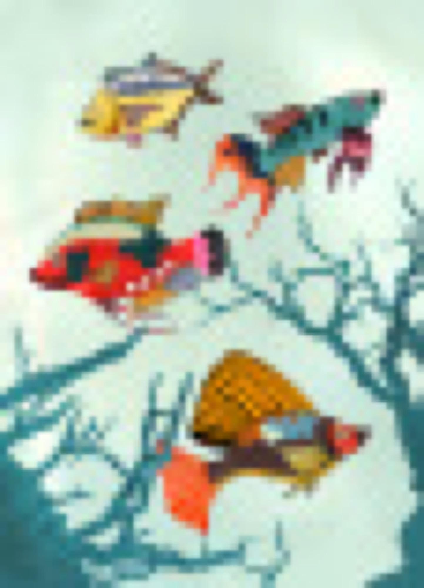"""""""A Piece Of Sea"""" Rädda Barnen poster"""