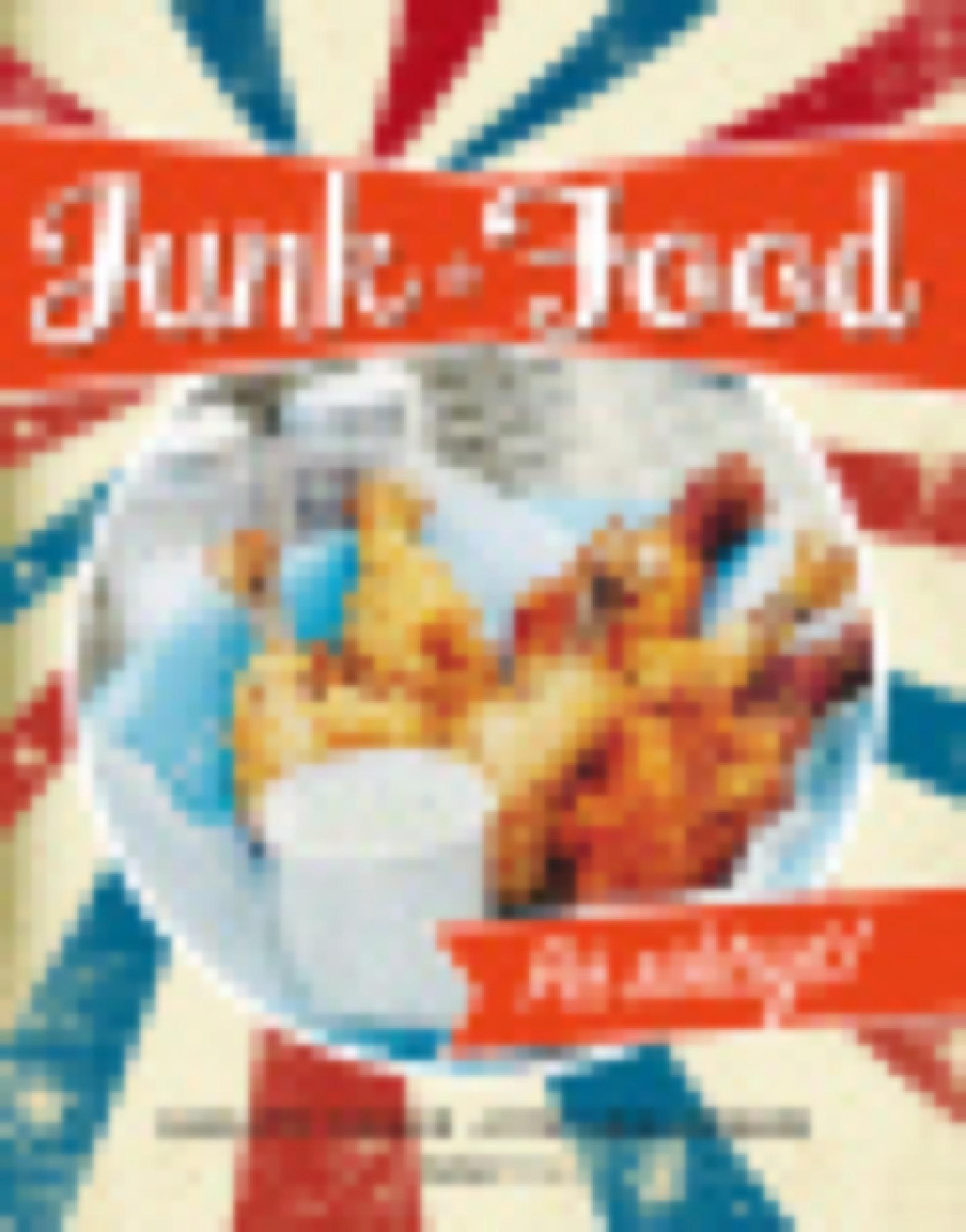 Junk Food, kakao förlag 2011