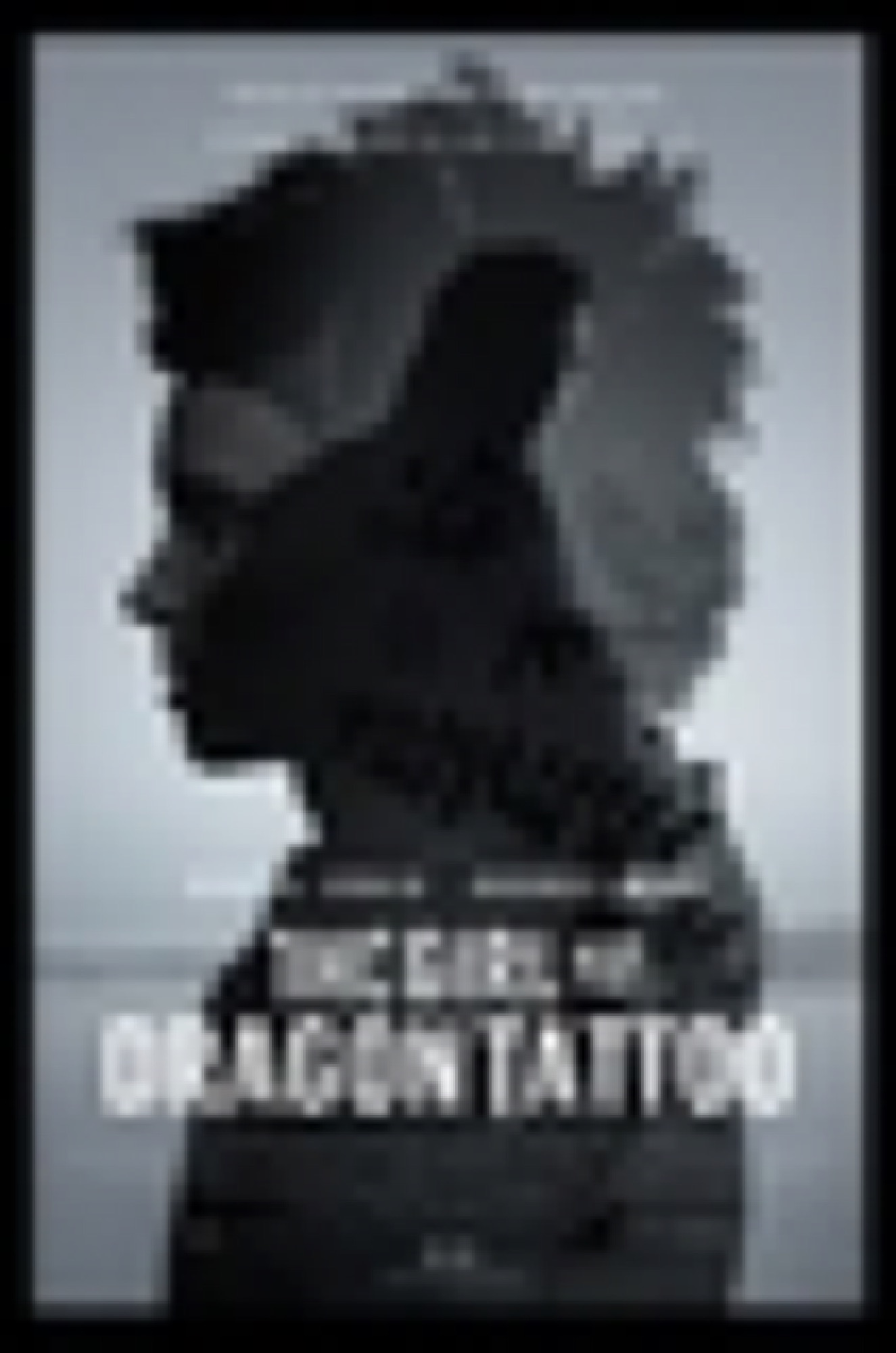 The girl with the dragon tattoo trailer 2