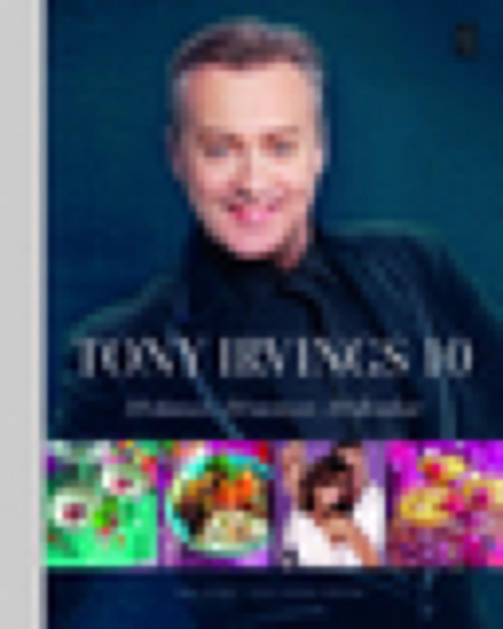 Tony Irvings 10