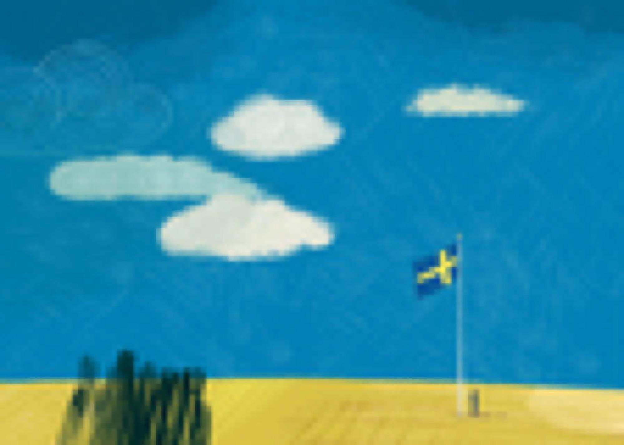Magazine illustration, Forskning & Framsteg/Språken