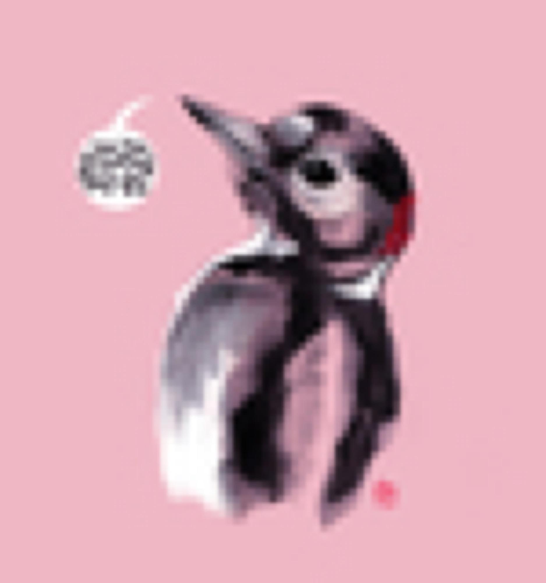 sagamariah woodpecker