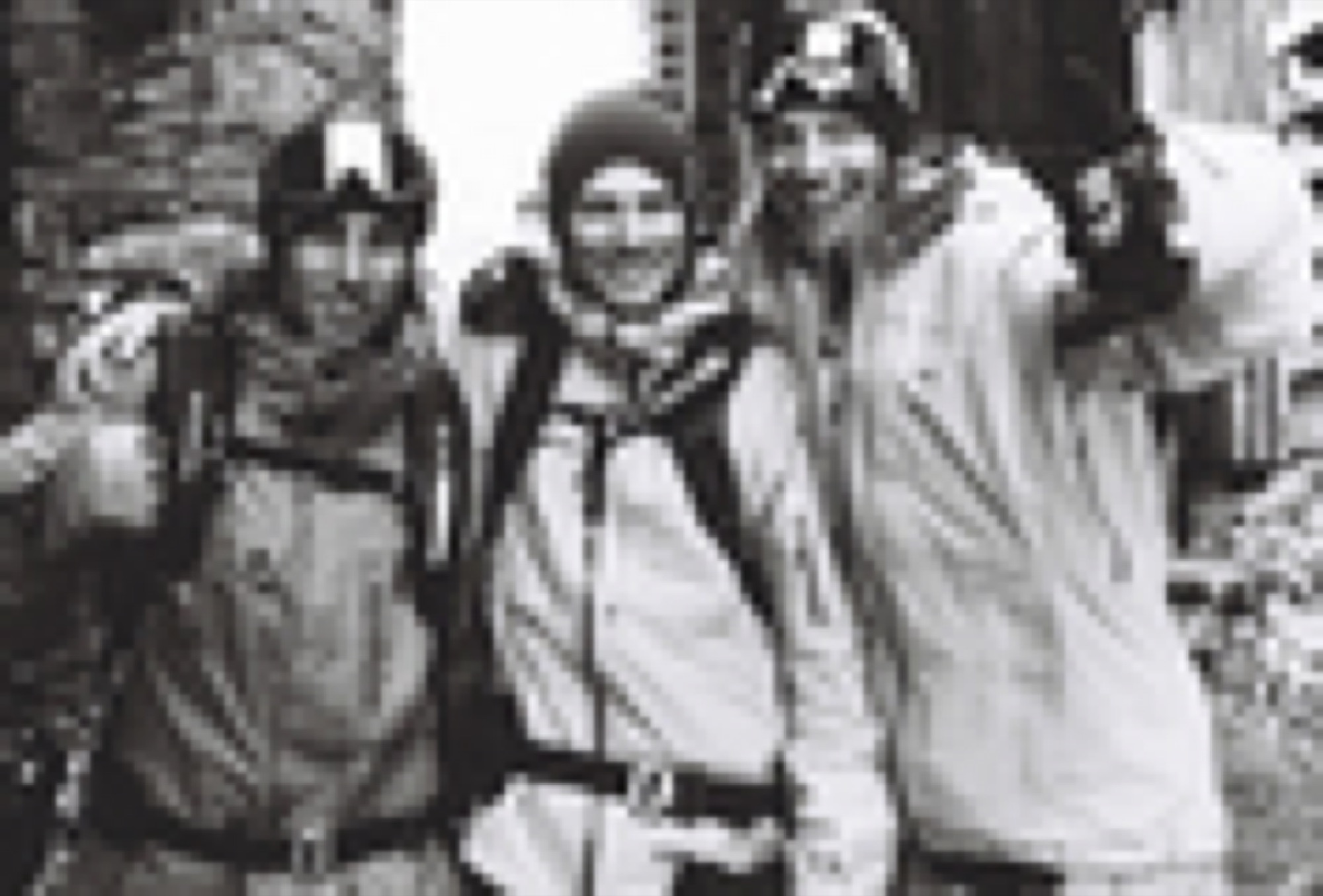 Henke, David & Mattias