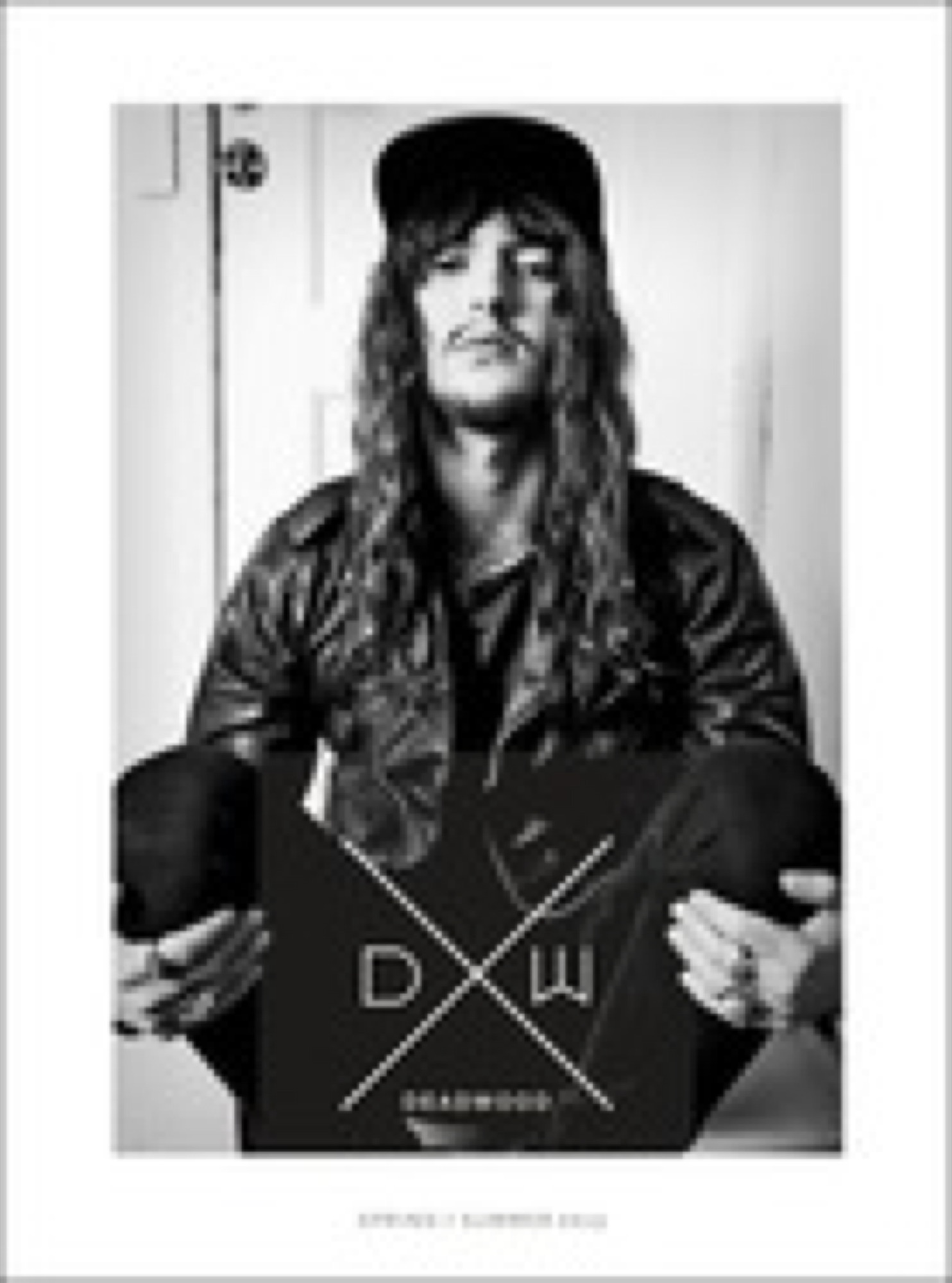 DEADWOOD LEATHER SS/2013. Fotograf Niclas Brunzell