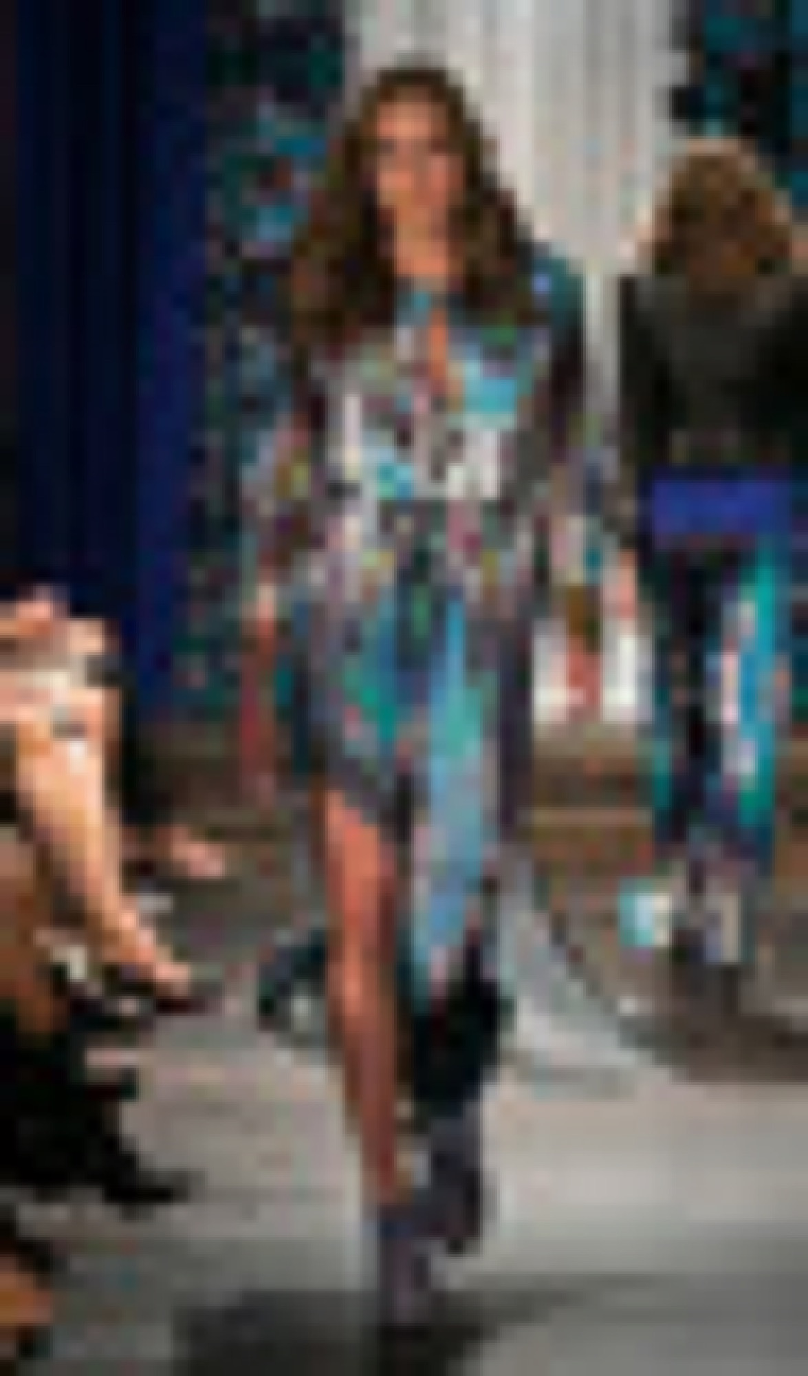 Print for BY MALINA S/S14 at Mercedes-Benz
