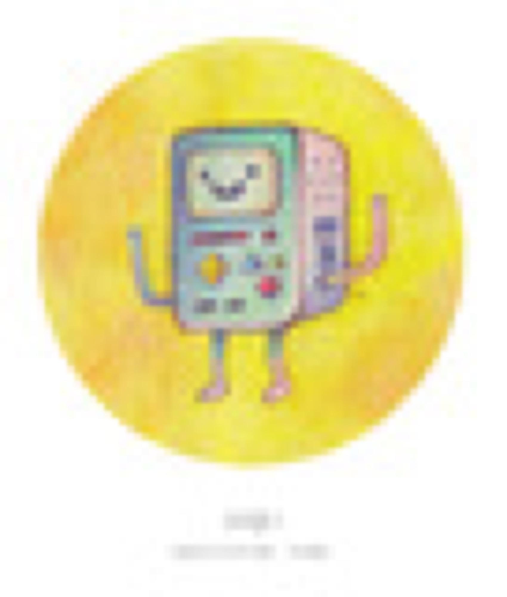 Sagamariah Adventure Time Flora o Fauna - BMO_905
