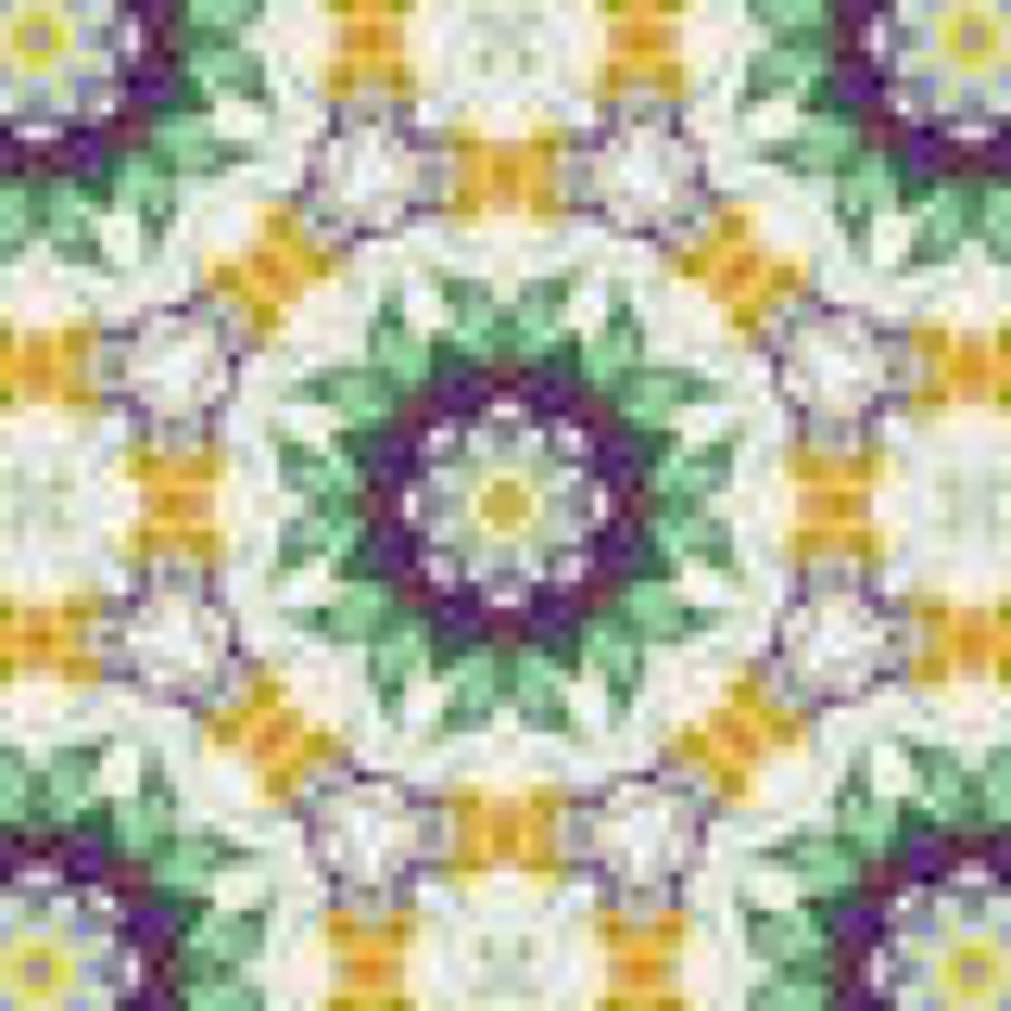 Flight daffodil plum pattern repeated test