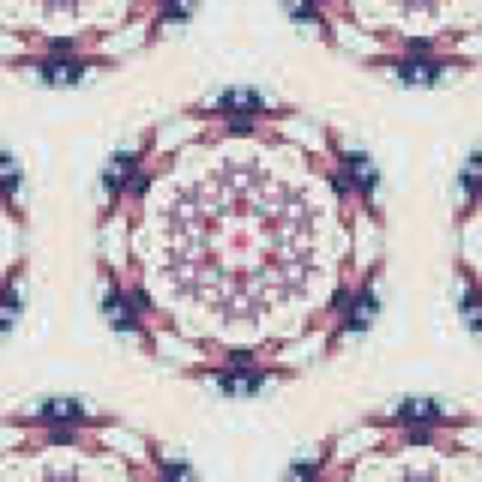 Flight orchid plum pink pattern perfekt kvadrat liten