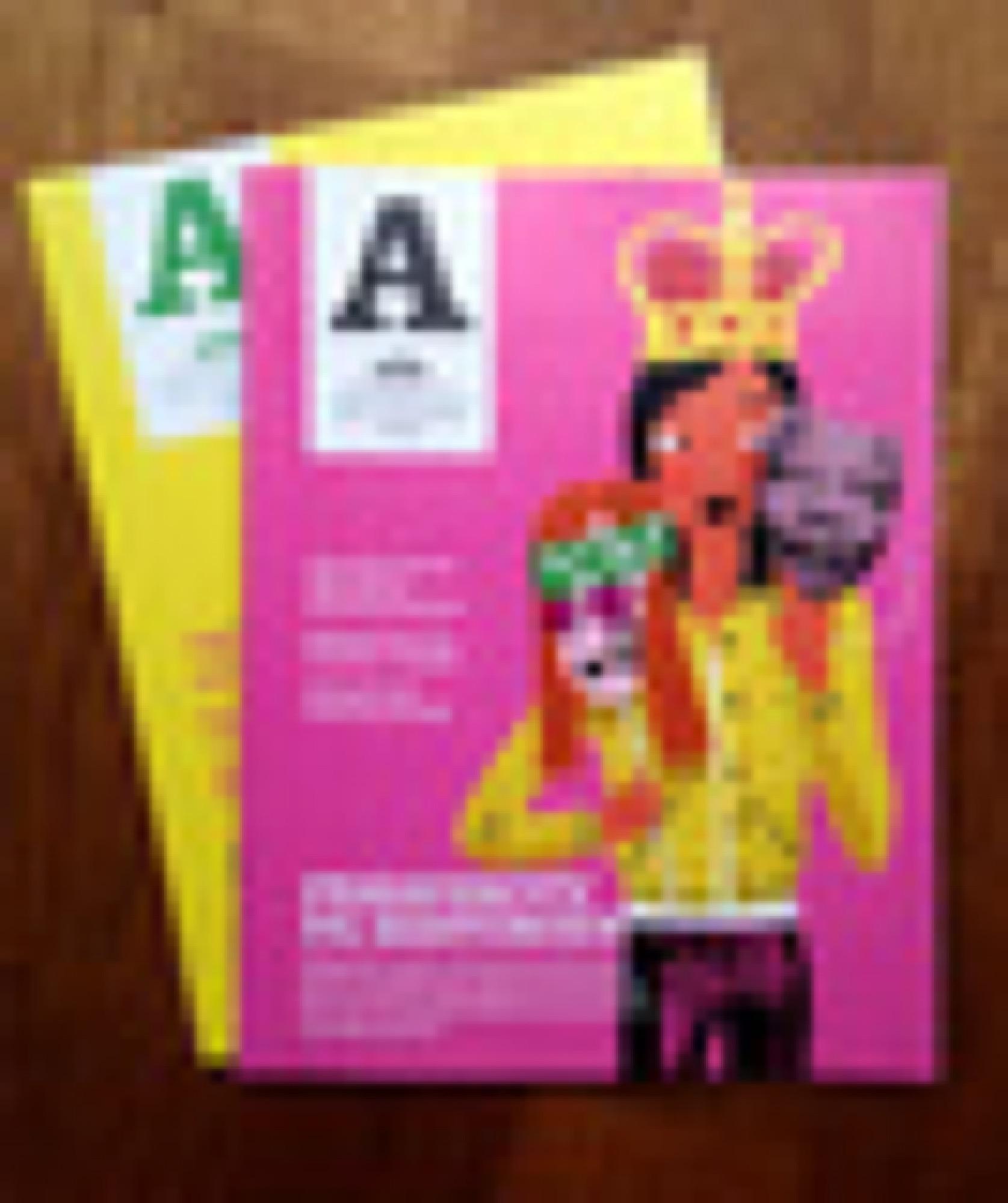 Alfa / omslag