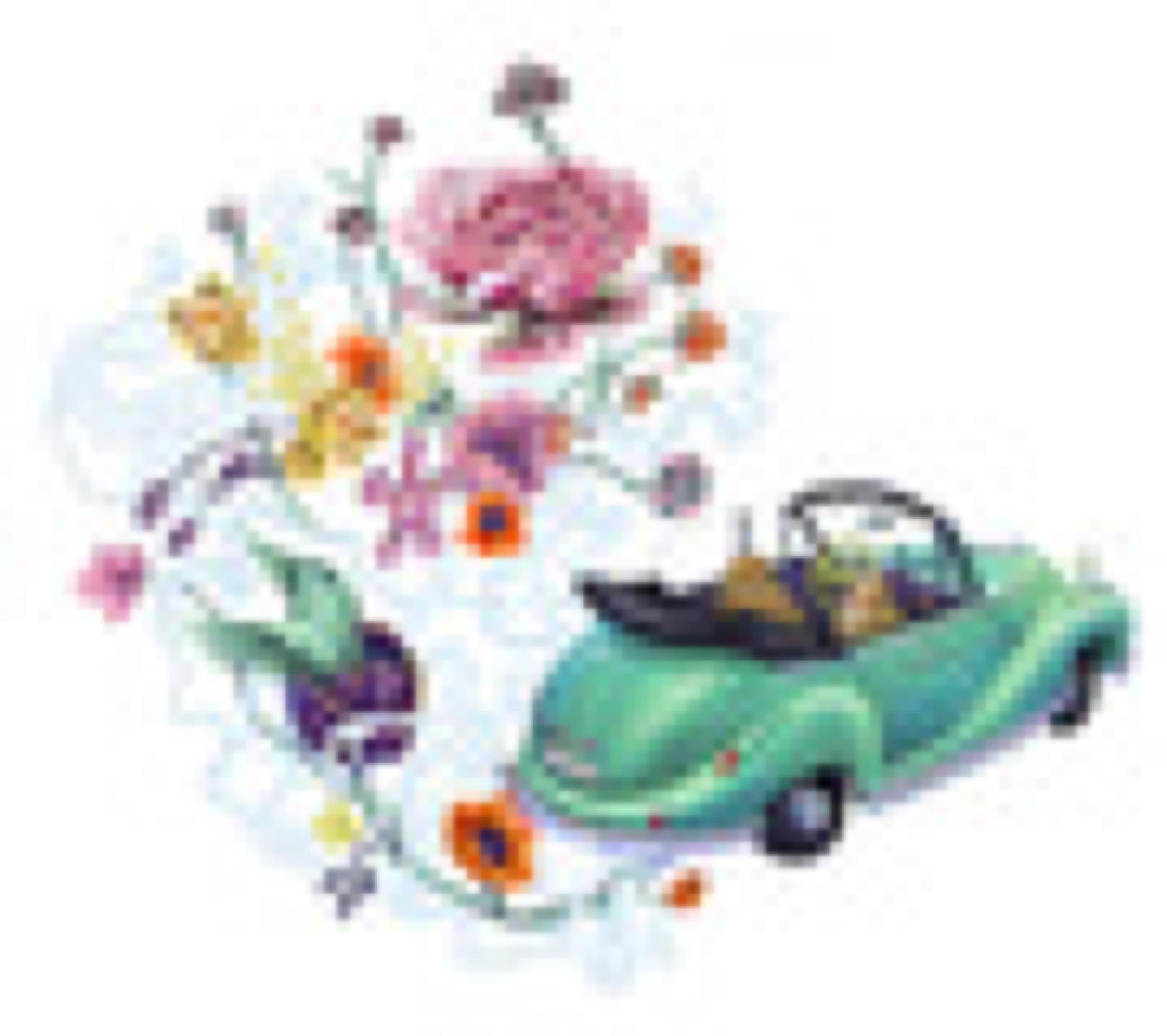bio bil med blomgas portfolio