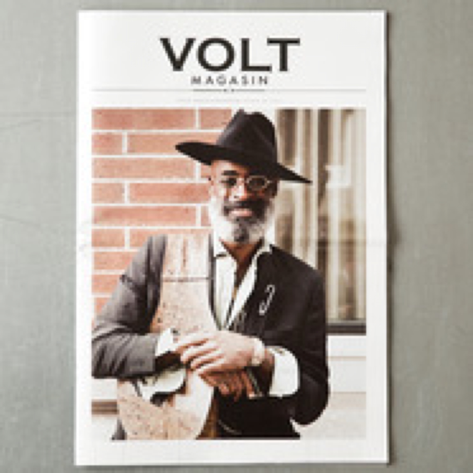 Volt Magazinepaper Issue #3. Photographer Niclas Brunzell