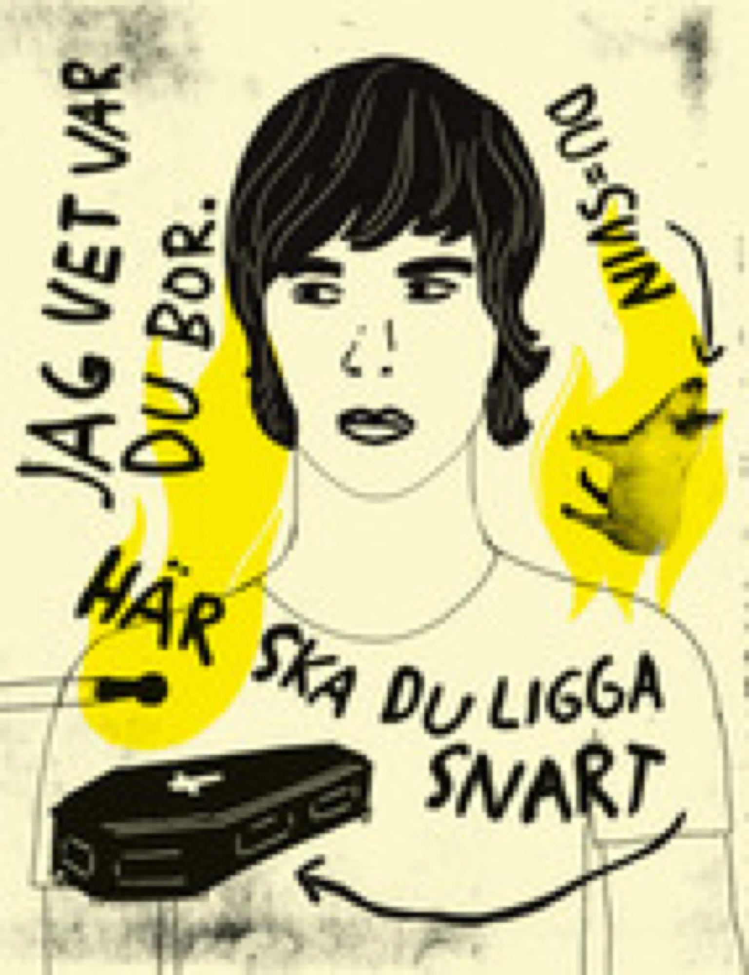 Illustrator Erica Jacobson. MYNDIGHETEN FÖR UNGDOMS- OCH CIVILSAMHÄLLESFRÅGOR