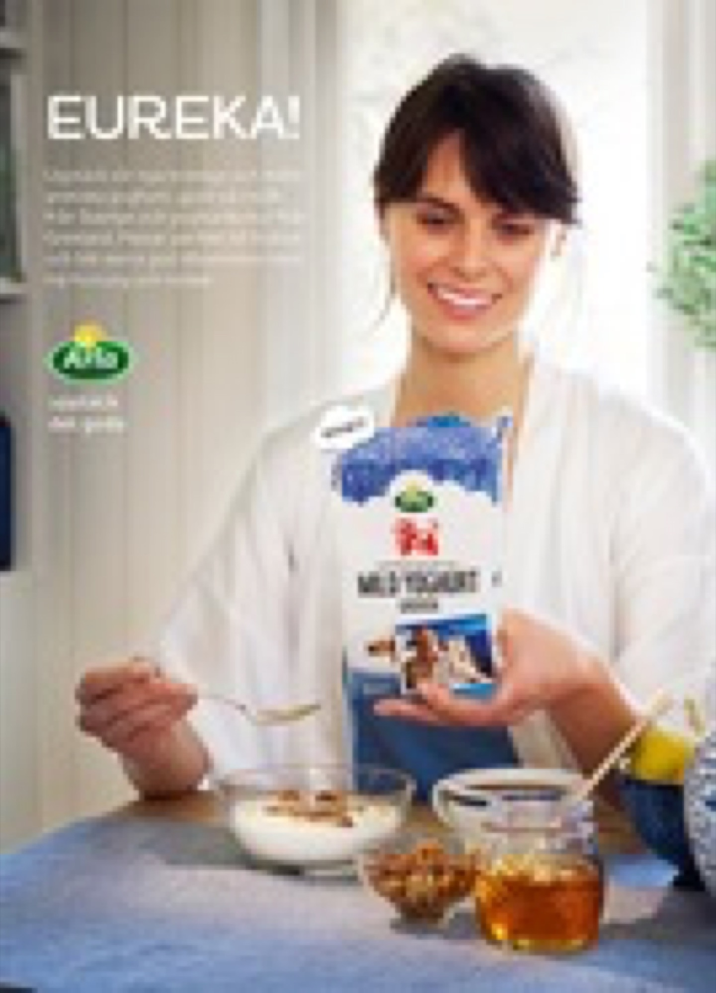 ARLA. Photographer Patric Johansson/ Food stylist Anna Örn Ranung