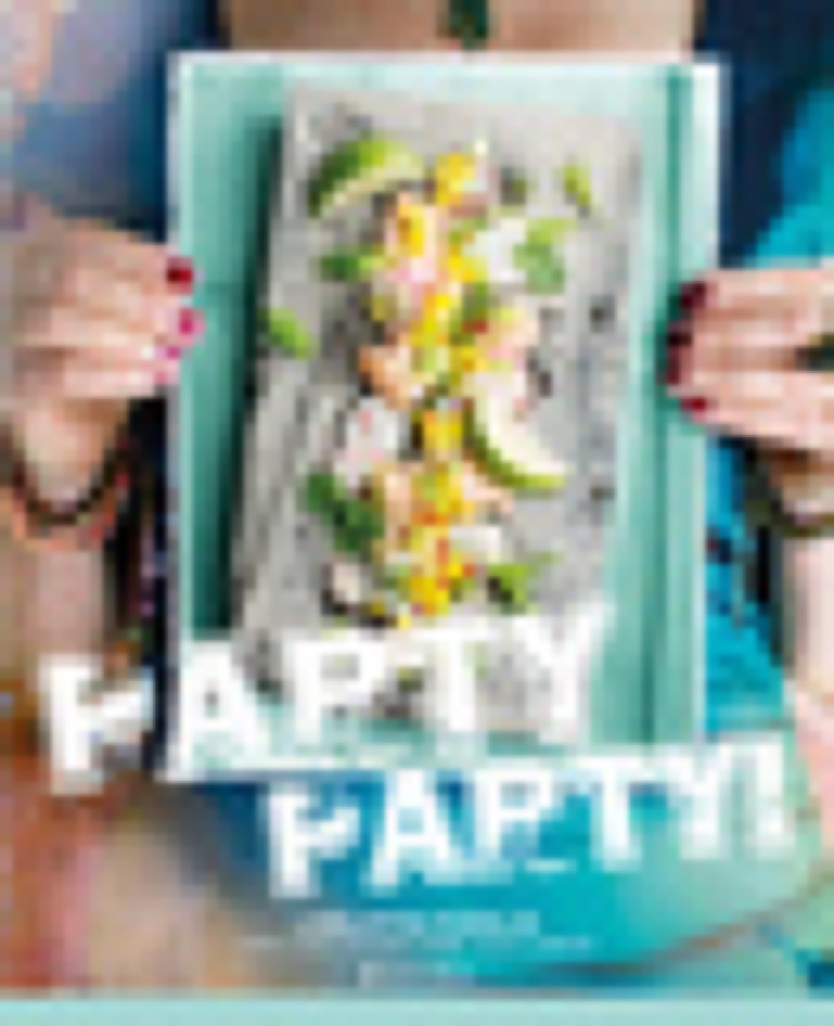 Party Party! Liselotte Forslin Kakao Förlag