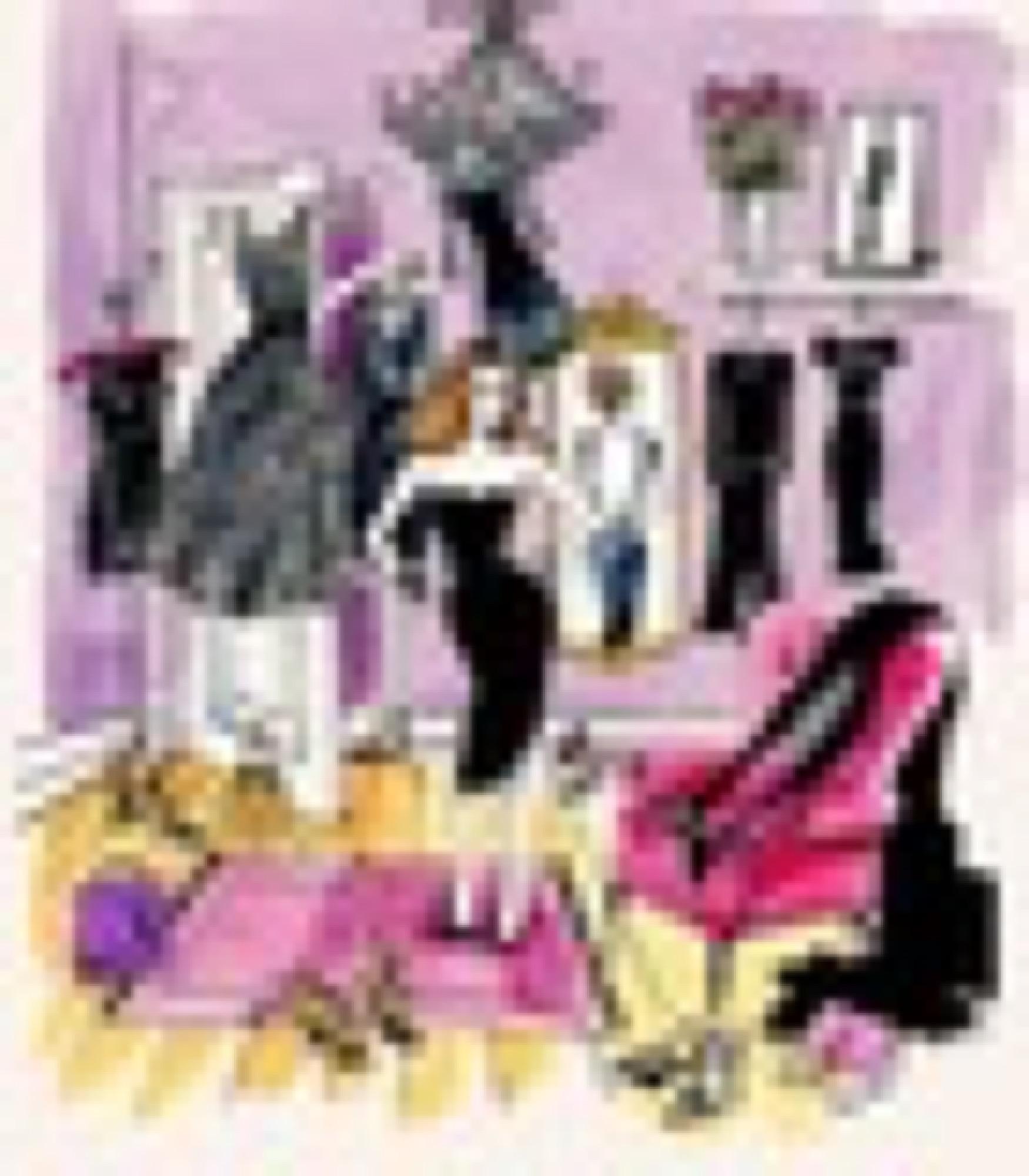 Den lilla svarta, Martinas modevärld